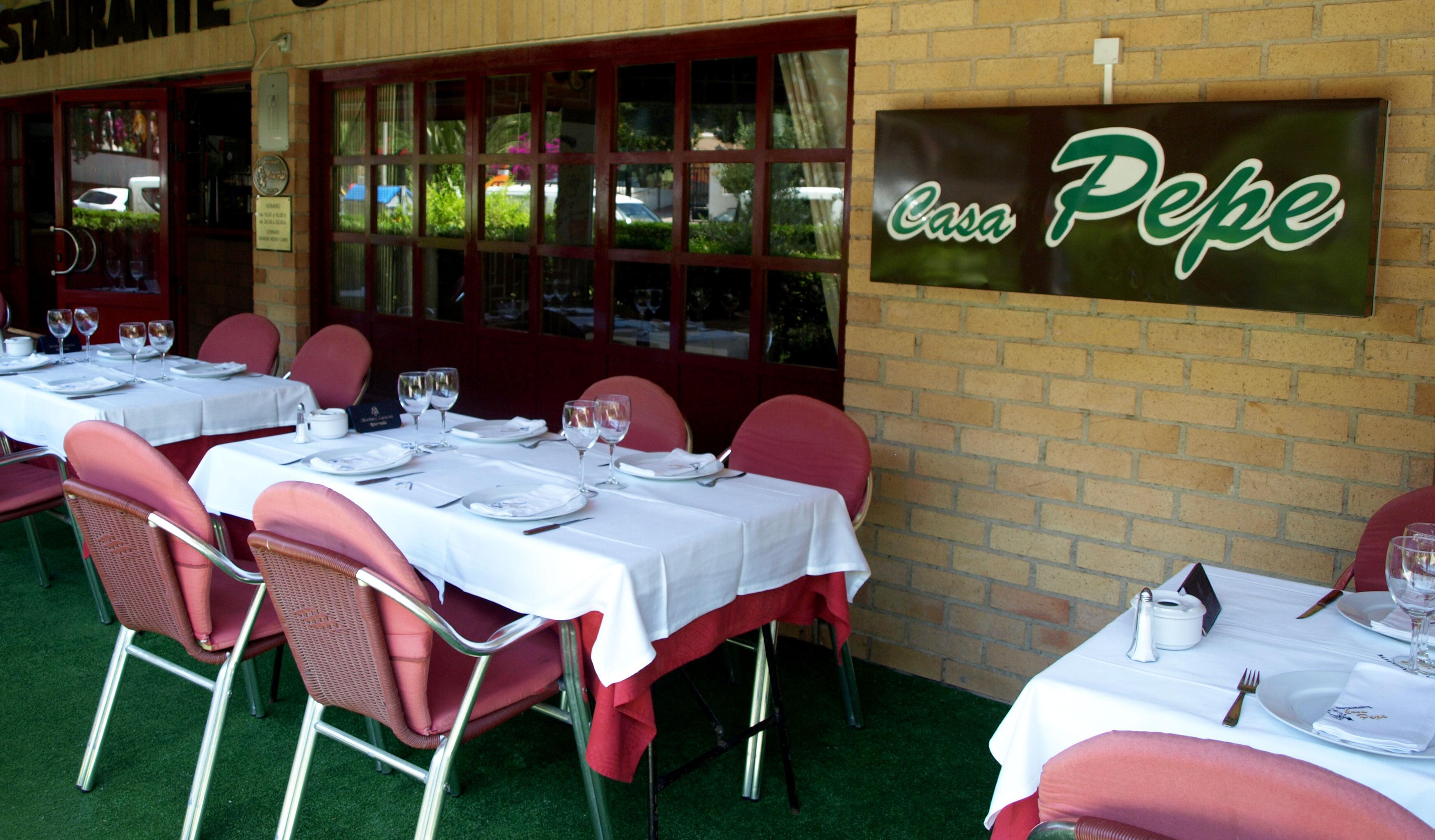 D nde comer en alicante restaurante casa pepe for Casa domingo alicante